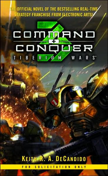 Command & Conquer: Tiberium Wars (Paperback)