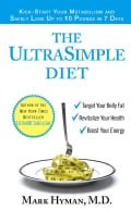 The UltraSimple Diet: Kick-Start Your Metabolism and Safely Lose Up to 10 Pounds in 7 Days (Paperback)