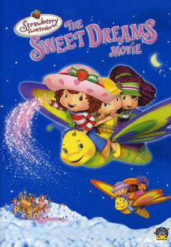 Strawberry Shortcake: Sweet Dreams Movie (DVD)