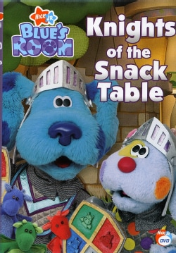 Blue's Clues: Blue's Room Knights Of The Snack Table (DVD)