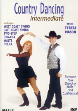 Country Dancing Intermediate with Teresa Mason (DVD)