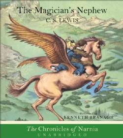 The Magician's Nephew (CD-Audio)