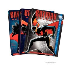 Batman Beyond: Season 1-3 (DVD)