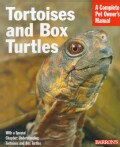 Barron's Tortoises and Box Turtles (Paperback)