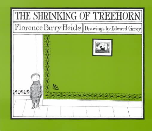 The Shrinking of Treehorn (Paperback)