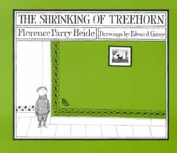 The Shrinking of Treehorn (Paperback)