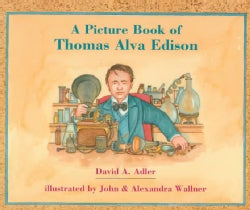 A Picture Book of Thomas Alva Edison (Paperback)