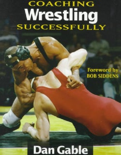 Coaching Wrestling Successfully (Paperback)
