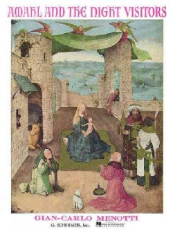 Amahl & the Night Visitors (Paperback)