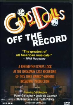 Guys and Dolls: Off the Record (DVD)