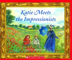 Katie Meets the Impressionists (Paperback)