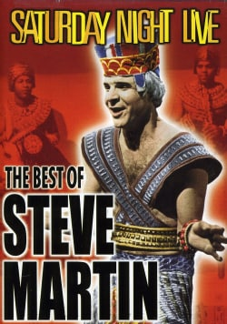 Saturday Night Live: The Best of Steve Martin (DVD)