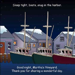 Good Night Martha's Vineyard (Board book)