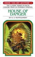 House of Danger (Paperback)