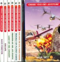 Choose Your Own Adventure Set 2: Race Forever / Escape / Lost on the Amazon / Prisoner of the Ant People / Troubl... (Paperback)