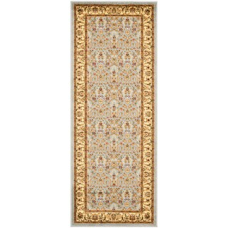 Safavieh Lyndhurst Oriental Light Blue/ Ivory Runner (2'3 x 12)