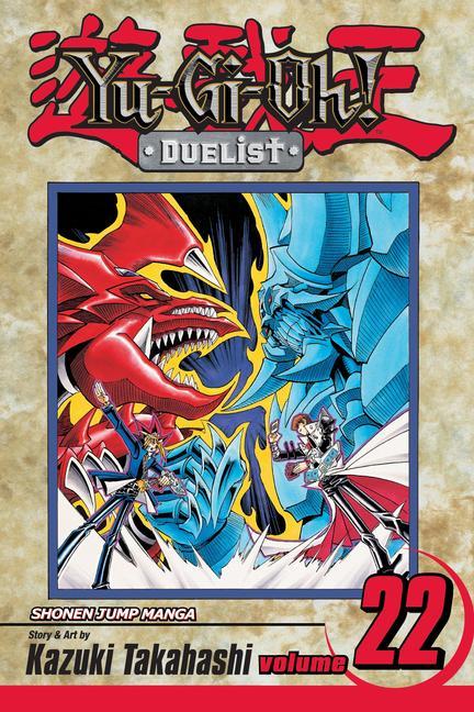 Yu-gi-oh! Duelist 22: Slifer vs. Oberlisk (Paperback)