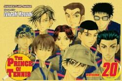 The Prince of Tennis 20: Seishun Vs. Rokkaku (Paperback)
