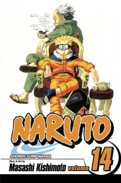 Naruto 14: Hokage Vs. Hokage!! (Paperback)