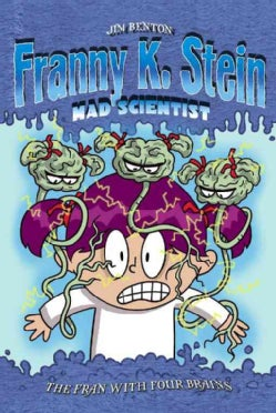 The Fran with Four Brains (Paperback)