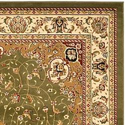 Safavieh Large Lyndhurst Collection Sage/Ivory Rug (8' x 11')
