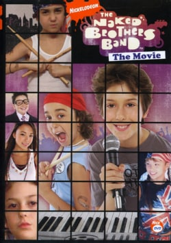 The Naked Brothers Band - The Movie (DVD)