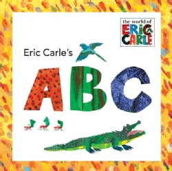 Eric Carle's ABC (Board book)