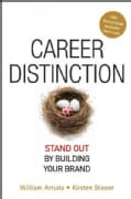 Career Distinction: Stand Out by Building Your Brand (Hardcover)