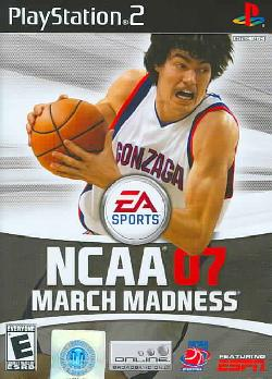 PS2 - NCAA March Madness 07