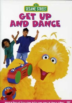 Sesame Street: Get Up and Dance (DVD)
