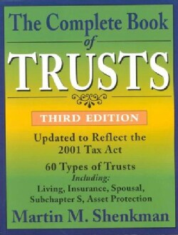The Complete Book of Trusts (Paperback)