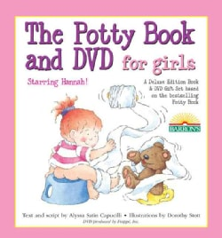 The Potty Book and DVD for Girls