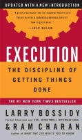 Execution: The Discipline of Getting Things Done (Hardcover)