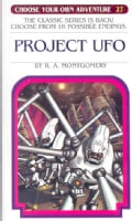 Choose Your Own Adventure 27: Project Ufo (Paperback)