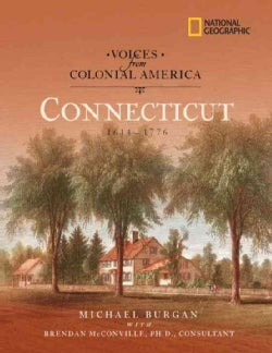 Connecticut 1614-1776 (Hardcover)