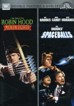 Men In Tights/Spaceballs (DVD)