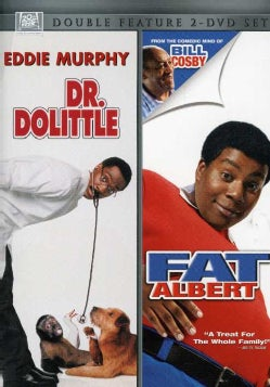 Dr. Dolittle/Fat Albert (DVD)