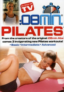 08 Minute Pilates: Basic, Intermediate & Advanced (DVD)