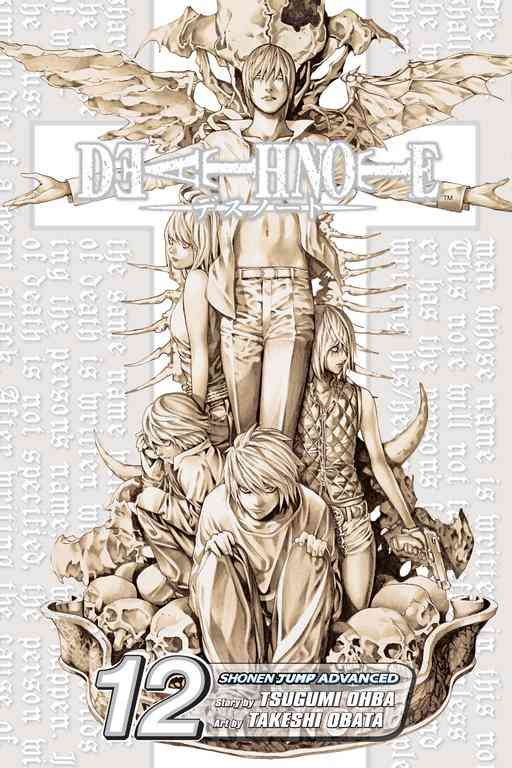 Death Note 12 (Paperback)