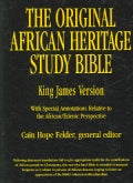 The Original African Heritage Study Bible: King James Version (Paperback)