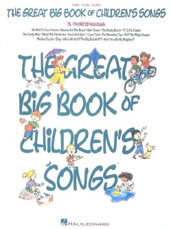 The Great Big Book of Children's Songs (Paperback)