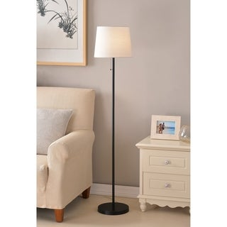 Taylor 59-inch Black Floor Lamp