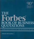 The Forbes Book of Business Quotations (Paperback)