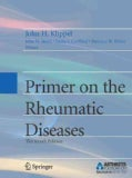 Primer on the Rheumatic Diseases (Paperback)
