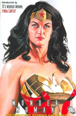Wonder Woman: The Greatest Stories Ever Told (Paperback)