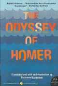 The Odyssey of Homer (Paperback)