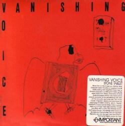 Vanishing Voice - Stone Tablet