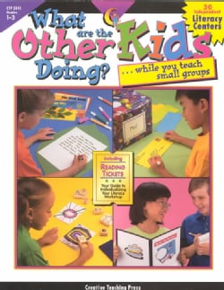 What Are the Other Kids Doing While You Teach Small Groups? (Paperback)