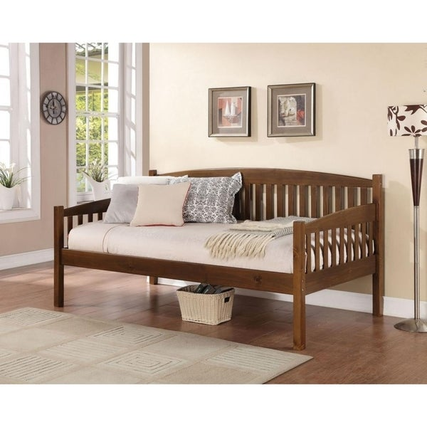 Graham Antique Oak Daybed