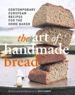 The Art of Handmade Bread (Paperback)